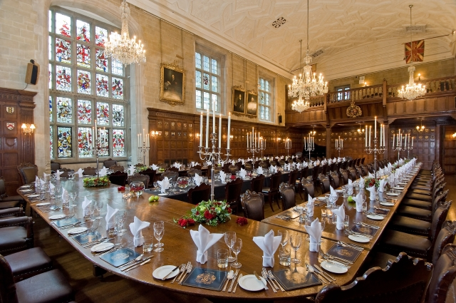Rail Exec, Ironmongers' Hall